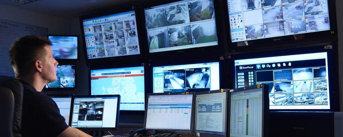 administração sistema cftv
