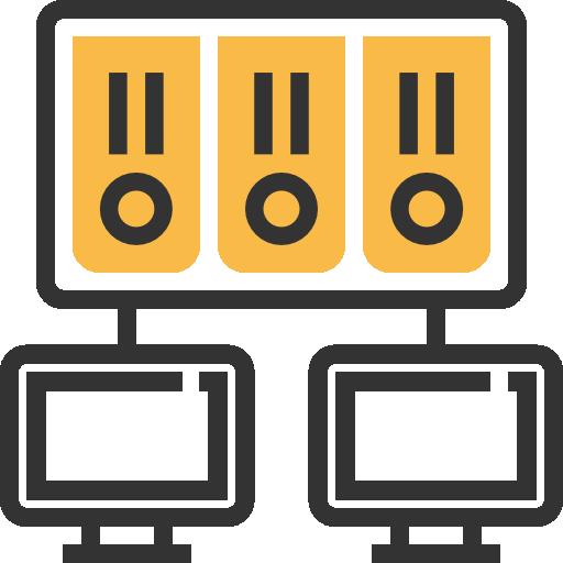 suporte de rede de computadores
